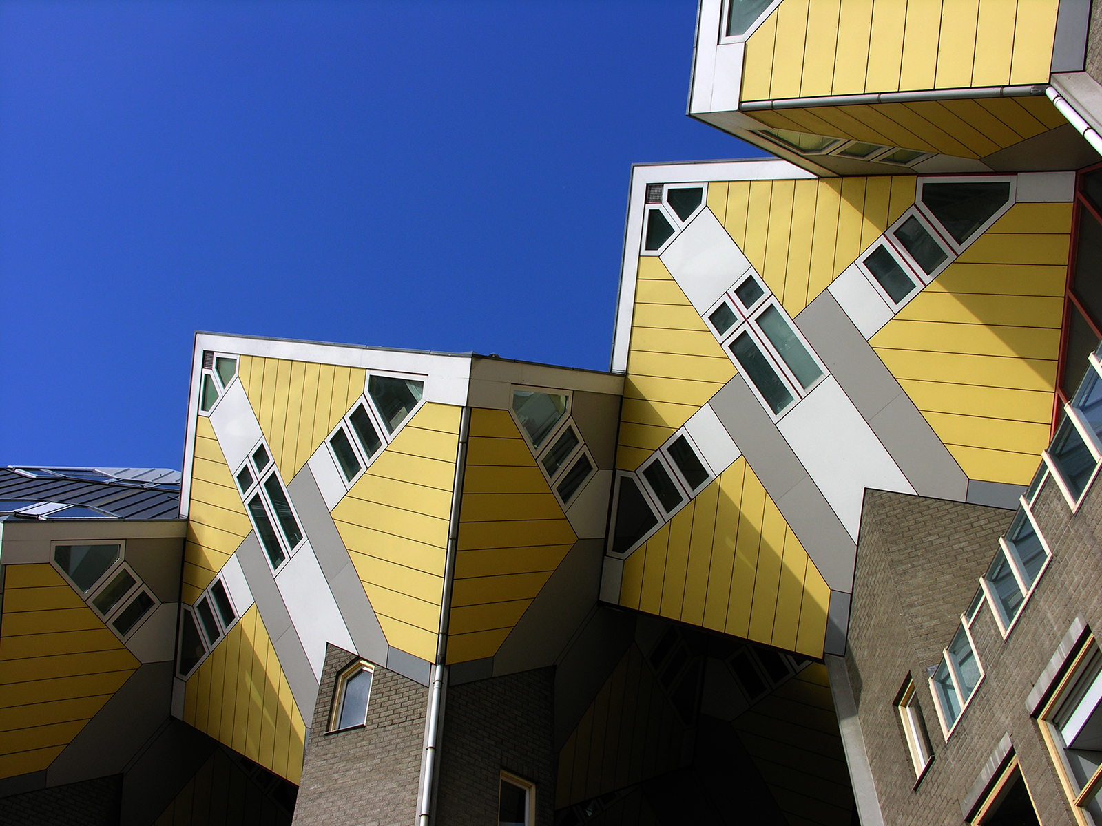 Cubic Houses