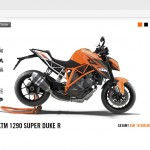 1290 Super Duke r Orange